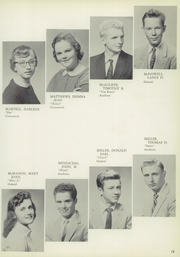 Page 17, 1958 Edition, Glassport High School - Glahisean Yearbook (Glassport, PA) online yearbook collection