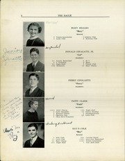 Page 10, 1936 Edition, South Union High School - Eagle Yearbook (Uniontown, PA) online yearbook collection