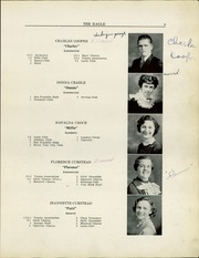 Page 11, 1936 Edition, South Union High School - Eagle Yearbook (Uniontown, PA) online yearbook collection