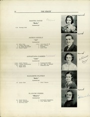 Page 12, 1936 Edition, South Union High School - Eagle Yearbook (Uniontown, PA) online yearbook collection
