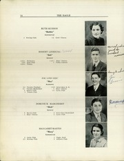 Page 16, 1936 Edition, South Union High School - Eagle Yearbook (Uniontown, PA) online yearbook collection