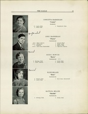 Page 17, 1936 Edition, South Union High School - Eagle Yearbook (Uniontown, PA) online yearbook collection