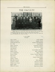 Page 7, 1936 Edition, South Union High School - Eagle Yearbook (Uniontown, PA) online yearbook collection
