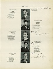 Page 9, 1936 Edition, South Union High School - Eagle Yearbook (Uniontown, PA) online yearbook collection