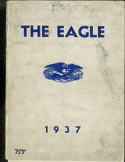1937 Edition, South Union High School - Eagle Yearbook (Uniontown, PA)