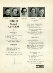 Page 11, 1937 Edition, South Union High School - Eagle Yearbook (Uniontown, PA) online yearbook collection