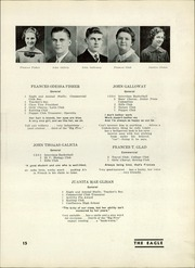 Page 17, 1937 Edition, South Union High School - Eagle Yearbook (Uniontown, PA) online yearbook collection