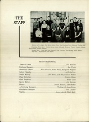 Page 6, 1937 Edition, South Union High School - Eagle Yearbook (Uniontown, PA) online yearbook collection