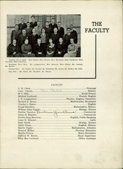 Page 7, 1937 Edition, South Union High School - Eagle Yearbook (Uniontown, PA) online yearbook collection