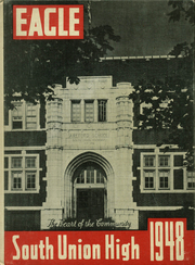 1948 Edition, South Union High School - Eagle Yearbook (Uniontown, PA)