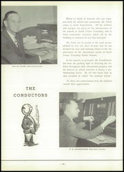 Page 14, 1950 Edition, South Union High School - Eagle Yearbook (Uniontown, PA) online yearbook collection