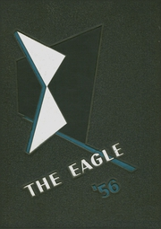 1956 Edition, South Union High School - Eagle Yearbook (Uniontown, PA)