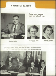 Page 14, 1956 Edition, South Union High School - Eagle Yearbook (Uniontown, PA) online yearbook collection