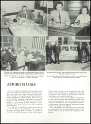 Page 15, 1956 Edition, South Union High School - Eagle Yearbook (Uniontown, PA) online yearbook collection