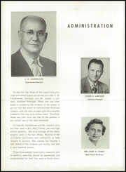 Page 16, 1956 Edition, South Union High School - Eagle Yearbook (Uniontown, PA) online yearbook collection