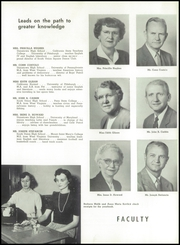 Page 17, 1956 Edition, South Union High School - Eagle Yearbook (Uniontown, PA) online yearbook collection