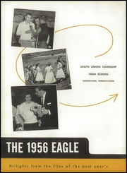 Page 6, 1956 Edition, South Union High School - Eagle Yearbook (Uniontown, PA) online yearbook collection