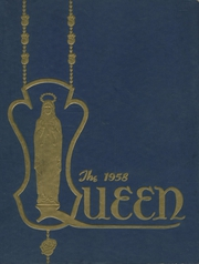 Page 1, 1958 Edition, West Side Central Catholic High School - Queen Yearbook (Kingston, PA) online yearbook collection