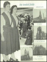 Page 10, 1958 Edition, West Side Central Catholic High School - Queen Yearbook (Kingston, PA) online yearbook collection