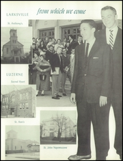 Page 11, 1958 Edition, West Side Central Catholic High School - Queen Yearbook (Kingston, PA) online yearbook collection