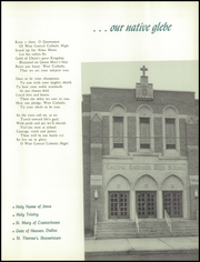 Page 13, 1958 Edition, West Side Central Catholic High School - Queen Yearbook (Kingston, PA) online yearbook collection