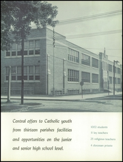Page 7, 1958 Edition, West Side Central Catholic High School - Queen Yearbook (Kingston, PA) online yearbook collection
