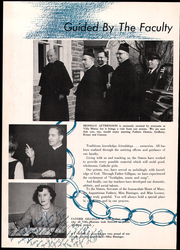 Page 10, 1952 Edition, Villa Maria Academy High School - Reflections Yearbook (Malvern, PA) online yearbook collection