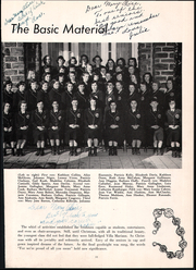 Page 15, 1952 Edition, Villa Maria Academy High School - Reflections Yearbook (Malvern, PA) online yearbook collection