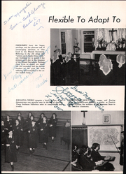 Page 16, 1952 Edition, Villa Maria Academy High School - Reflections Yearbook (Malvern, PA) online yearbook collection