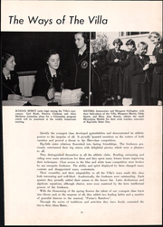 Page 17, 1952 Edition, Villa Maria Academy High School - Reflections Yearbook (Malvern, PA) online yearbook collection