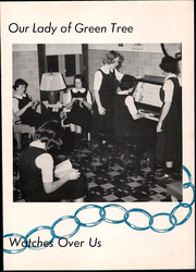 Page 9, 1952 Edition, Villa Maria Academy High School - Reflections Yearbook (Malvern, PA) online yearbook collection