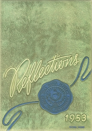 Villa Maria Academy High School - Reflections Yearbook (Malvern, PA) online yearbook collection, 1953 Edition, Page 1