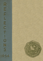 Villa Maria Academy High School - Reflections Yearbook (Malvern, PA) online yearbook collection, 1954 Edition, Page 1