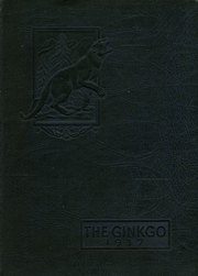 Page 1, 1937 Edition, Crafton High School - Ginkgo Yearbook (Crafton, PA) online yearbook collection