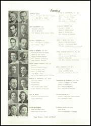 Page 16, 1950 Edition, Crafton High School - Ginkgo Yearbook (Crafton, PA) online yearbook collection