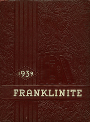 Franklin High School - Franklinite Yearbook (Franklin, PA) online yearbook collection, 1939 Edition, Page 1