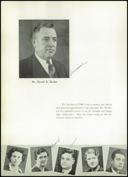 Page 16, 1940 Edition, Franklin High School - Franklinite Yearbook (Franklin, PA) online yearbook collection