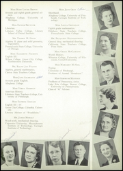 Page 17, 1940 Edition, Franklin High School - Franklinite Yearbook (Franklin, PA) online yearbook collection
