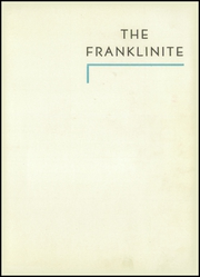 Page 5, 1940 Edition, Franklin High School - Franklinite Yearbook (Franklin, PA) online yearbook collection