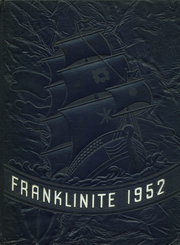 Franklin High School - Franklinite Yearbook (Franklin, PA) online yearbook collection, 1952 Edition, Page 1