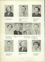 Page 12, 1958 Edition, Franklin High School - Franklinite Yearbook (Franklin, PA) online yearbook collection
