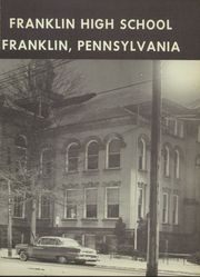 Page 7, 1958 Edition, Franklin High School - Franklinite Yearbook (Franklin, PA) online yearbook collection