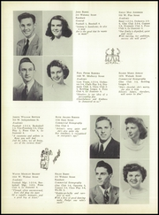 Page 12, 1949 Edition, Coal Township High School - Le Souvenir Yearbook (Coal Township, PA) online yearbook collection