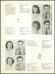 Page 14, 1949 Edition, Coal Township High School - Le Souvenir Yearbook (Coal Township, PA) online yearbook collection
