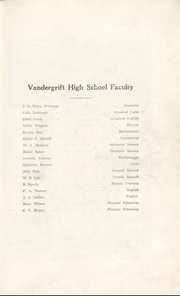 Page 17, 1925 Edition, Vandergrift High School - Spectator Yearbook (Vandergrift, PA) online yearbook collection