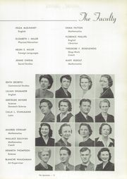 Page 15, 1944 Edition, Vandergrift High School - Spectator Yearbook (Vandergrift, PA) online yearbook collection