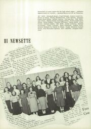 Page 50, 1953 Edition, Vandergrift High School - Spectator Yearbook (Vandergrift, PA) online yearbook collection