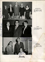 Page 11, 1958 Edition, Vandergrift High School - Spectator Yearbook (Vandergrift, PA) online yearbook collection