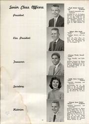 Page 16, 1958 Edition, Vandergrift High School - Spectator Yearbook (Vandergrift, PA) online yearbook collection