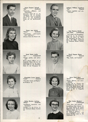 Page 17, 1958 Edition, Vandergrift High School - Spectator Yearbook (Vandergrift, PA) online yearbook collection